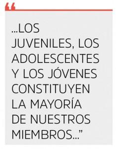 Revista Adventista - Abril 2016 - Brújula - Una iglesia para la mayoría