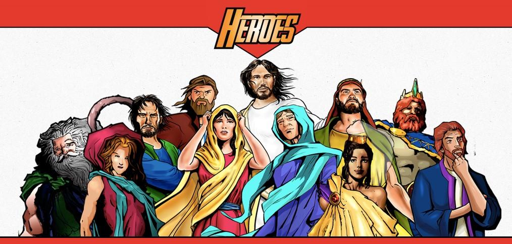 """""""Héroes"""", el videojuego desarrollado por Sam Neves."""